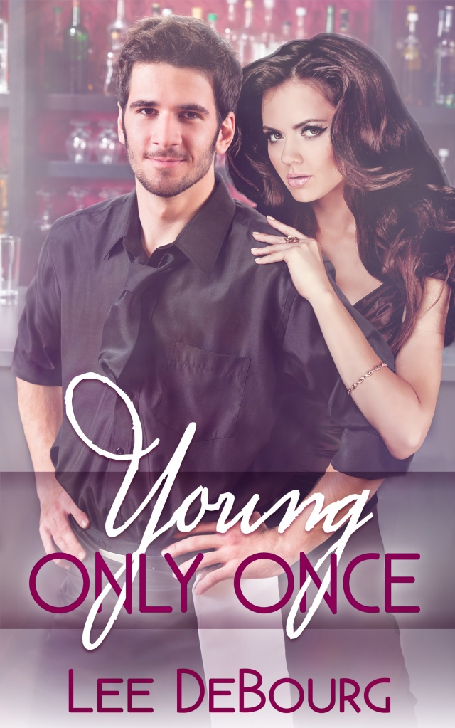 DeBourg - YOUNG ONLY ONCE - Amazon Cover